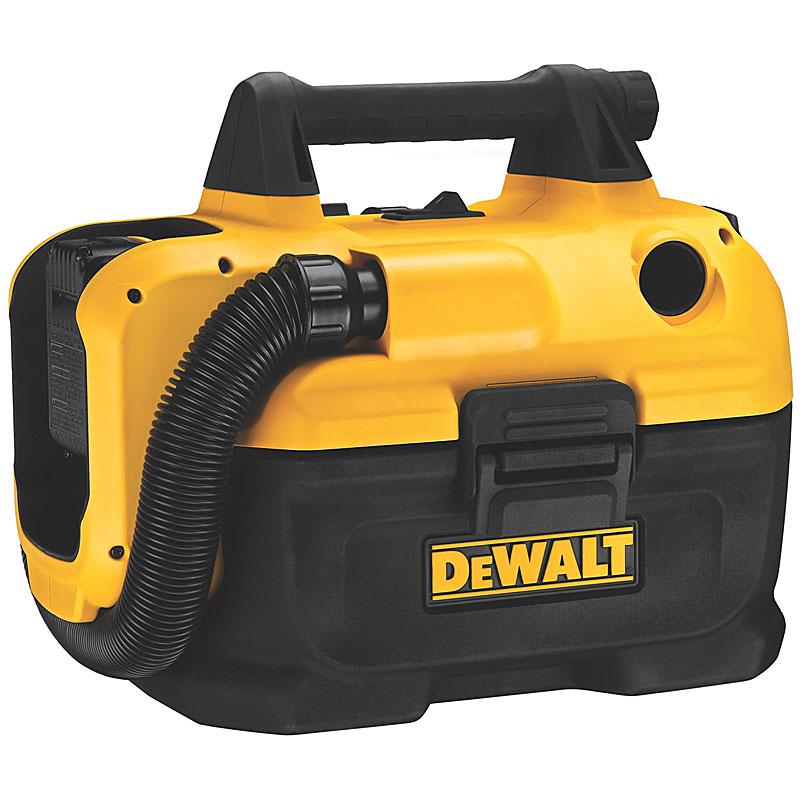 ☆DEWALT/デウォルト DCV580M1 18V 乾湿両用コードレス集じん機 (4.0Ah電池1個・充電器付)
