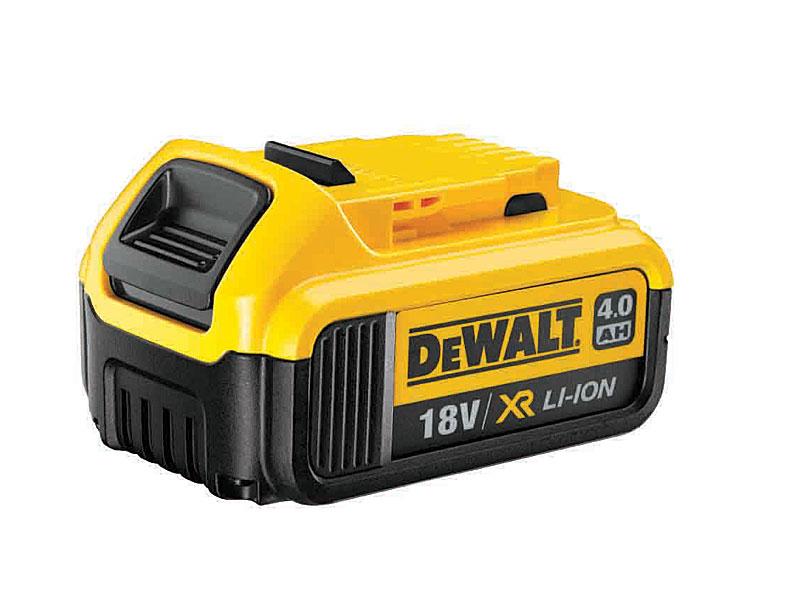 ☆DEWALT/デウォルト DCB182 バッテリー 18V 4.0Ah リチウム充電池