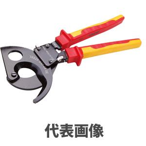 ☆SIGNET(シグネット) 絶縁ラチェットケーブルカッター E12038 絶縁工具