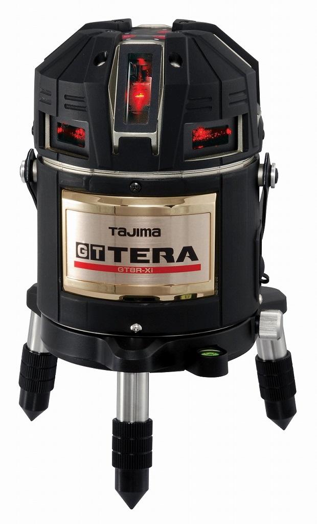 ☆TAJIMA/タジマ 高輝度レーザー墨出し器 TERA テラ GT8R-Xi 本体