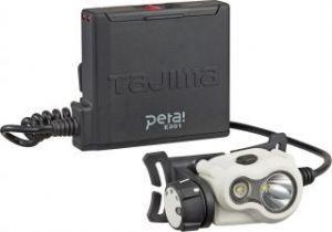 【送料無料】☆TAJIMA/タジマ ペタLEDヘッドライト E301シリーズ ホワイト LE-E301-W 外部電源タイプ