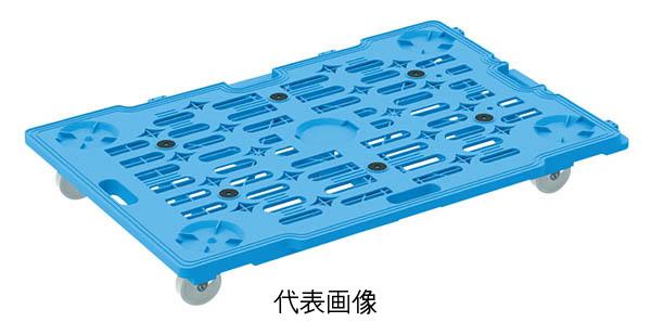 【代引き不可】☆サカエ SCR-M900NBX サカエメッシュキャリー(五輪車仕様・5台セット) 組立式 平台車 運搬機器