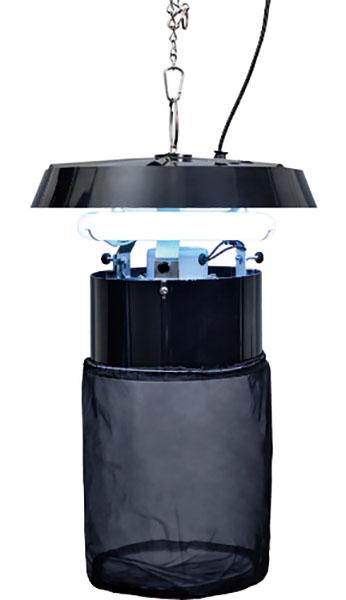 ☆SURE/シュアー 屋内用捕虫器 MC-8300 コード(1222987) 低コストのファン式捕虫器 防虫対策