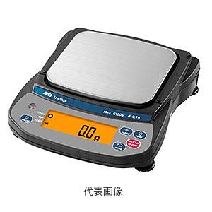 ☆エー・アンド・デイ(A&D) EJ-3000B パーソナル電子天びん 角皿 0.1g/3100g 計量(天びん・台はかり)