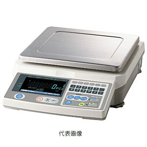 ☆エー・アンド・デイ(A&D) FC-10Ki カウンティングスケール 計数可能最小単重0.2g 個数計