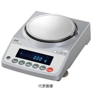 ☆エー・アンド・デイ(A&D) FX-3000iWP 防塵・防水型電子天びん 標準型 丸皿 0.01g/3200g  計量(天びん・台はかり)