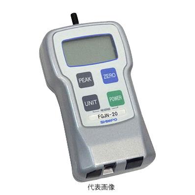 ☆日本電産シンポ FGJN-20 経済タイプデジタルフォースゲージ 出力なし 200N
