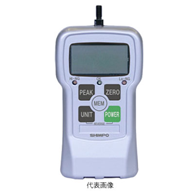 魅力の ☆日本電産シンポ FGPX-100 通信強化タイプ高機能デジタルフォースゲージ 1000N:工具ショップ-DIY・工具