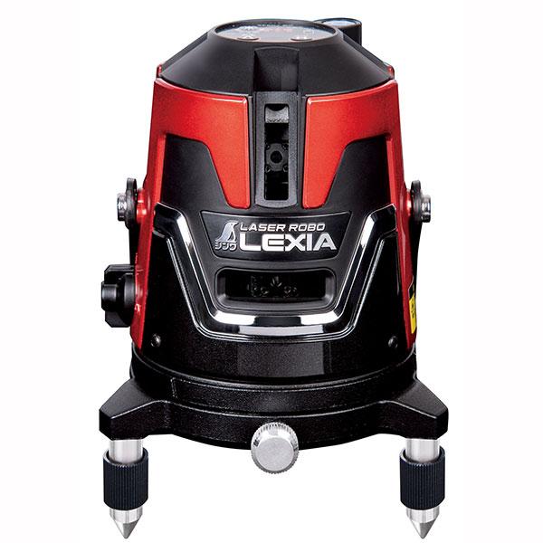 ☆シンワ 70932 レーザーロボ LEXIA 21P レッド レーザー墨出し器 本体のみ レクシア