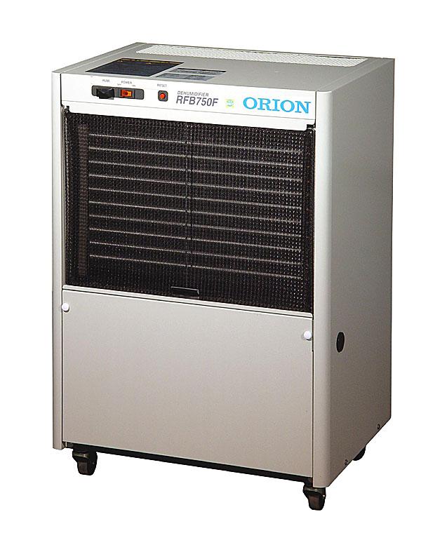 【代引き不可】☆オリオン RFB750F 小型可搬式除湿乾燥機 三相200V 除湿能力1.4【車上渡し】 三相200V/1.7L/h(50 キャスター付/60Hz) キャスター付【車上渡し】, EMC:077d87bc --- sunward.msk.ru
