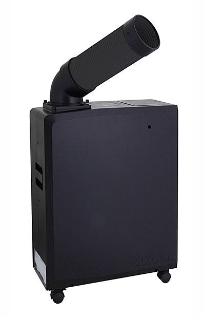 【NEW】【法人向送料無料】 黒色【代引き不可 SS-16MXB-1】☆スイデン ポータブルスポットエアコン 100V SS-16MXB-1 100V 黒色 冷風1口 ポータブルタイプ スポットエアコン, 華みち:318a32d5 --- sunward.msk.ru
