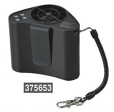 ☆日本緑十字社 375653 爽快ジェットファン3 バッテリー一体型 熱中症対策   コード(JGIA0506)