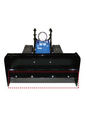 電動ラッセル除雪機のオプション品です ☆ 代引き不可 SASAKI ササキ ゴムスクレーパー スーノ用オプション 半額 電動ラッセル除雪機 期間限定で特別価格 ER-801-OP1 オ