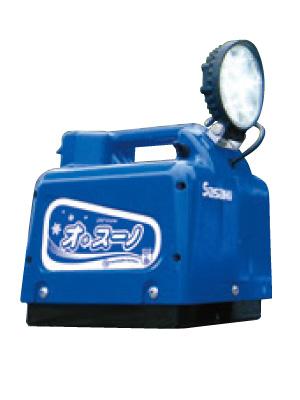 ☆【代引き不可】SASAKI/ササキ 電動ラッセル除雪機 オ・スーノ用オプション・バッテリーケースセット ER-801-OP3