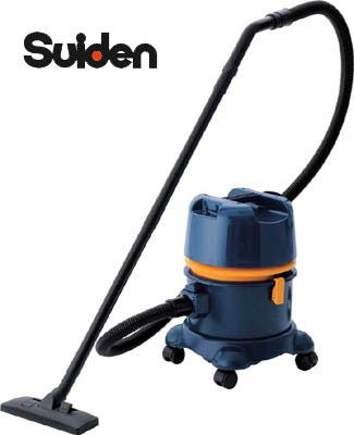 【送料無料】【代引き不可】☆スイデン SAV-110R ウェット&ドライクリーナー 乾湿両用型クリーナー 掃除機