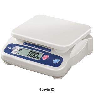 ☆エー・アンド・デイ(A&D) SJ-30K ワークスケール 検定付 30KG 取引・証明用  計量(天びん・台はかり)