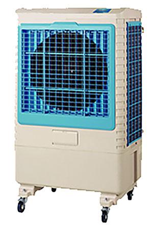【法人向送料無料】【代引き不可】☆ナカトミ BCF-60L(N) 大型冷風扇 単相100V 50/60Hz 気化式冷風扇 熱中対策 【車上渡し】
