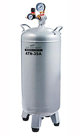 【法人向送料無料】【代引き不可】☆ナカトミ ATN-39A エアー補助タンク エアーコンプレッサー 空気入れ