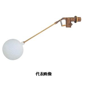 ☆KAKUDAI/カクダイ 複式ボールタップ(ポリ玉) (貯水タンク用)  (6616-25)