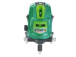 【代引き不可】☆TAKAGI/高儀 TGL-3PN グリーンレーザー墨出し器 (受光器・三脚付)