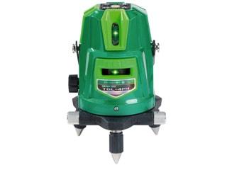 【代引き不可】☆TAKAGI/高儀 TGL-4PN グリーンレーザー墨出し器 (受光器・三脚付)