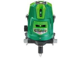 【代引き不可】☆TAKAGI/高儀 TGL-6PN グリーンレーザー墨出し器 (受光器・三脚付)
