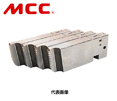 ☆MCC/松阪鉄工所 PSCG010 パイプマシン用チェーザ 管用テーパーネジ SKH PT31/2~4  コード(8112688)