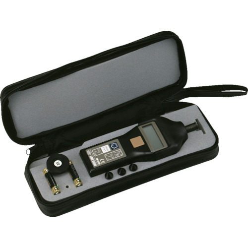 ☆ライン精機 TM-5010K 高機能ハンドタコメーターキット 回転計