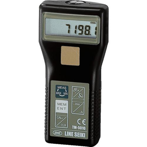 ☆ライン精機 TM-5010 高機能ハンドタコメーター 回転計
