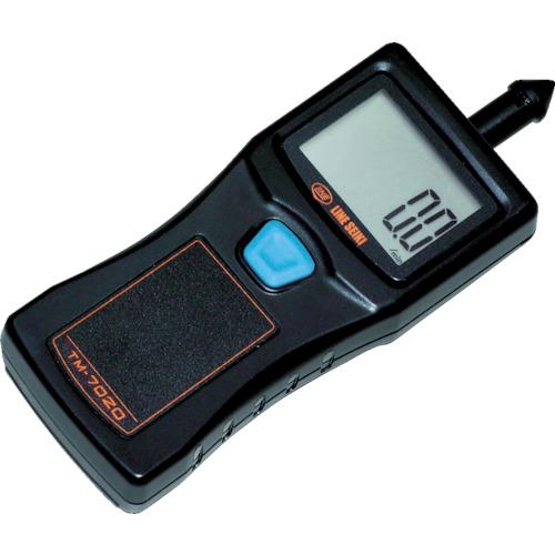 ☆ライン精機 TM-7020 接触式ハンドタコメータ 回転計 (接触測定専用タイプ)