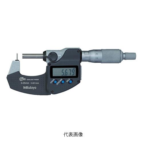 ☆ミツトヨ/Mitutoyo BMB2-25MX 395-262-30 棒球面マイクロメーター 一般校正付