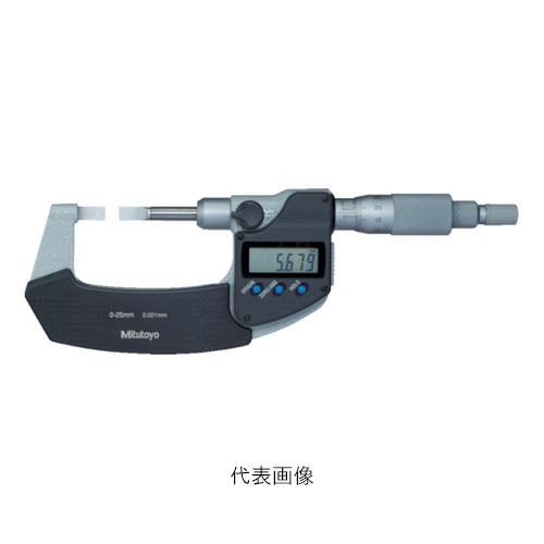 ☆ミツトヨ/Mitutoyo BLM-75MX 422-232-30 デジマチック直進式ブレードマイクロメーター 一般校正付