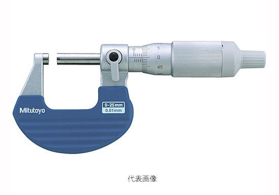 ☆ミツトヨ/Mitutoyo M317-25 102-701 ラチェットシンブルマイクロメーター 一般校正付