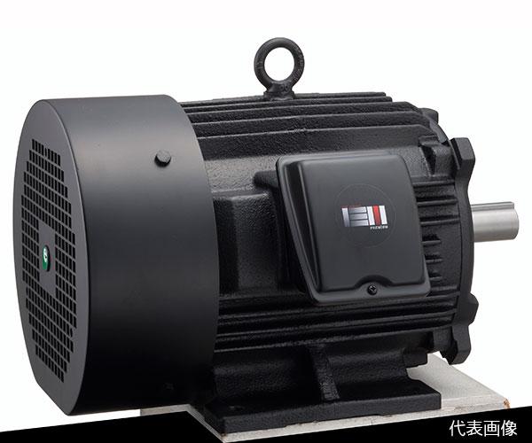 【代引き不可】☆富士電機 MLU1165C 7.5kW 6P 200V フランジ取付形 屋内 全閉外扇形 低圧三相プレミアム効率モータ 【返品不可】