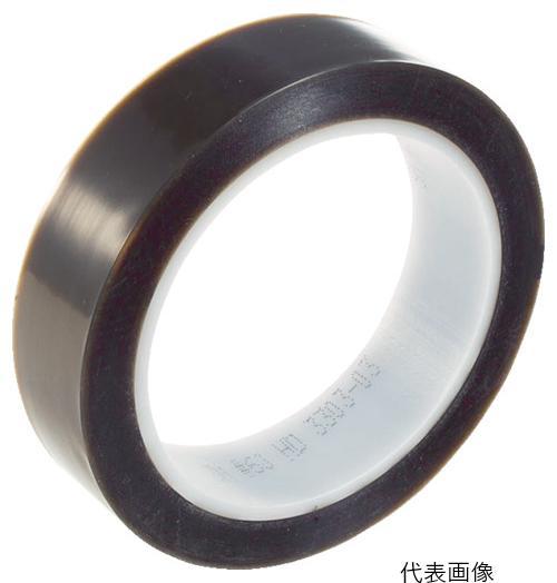☆3M/スリーエム 60 19 PTFEテープ電気絶縁テープ60 淡茶色 19mmX32.9m 1巻  コード(7901739)