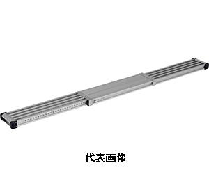 【代引き不可】☆ALINCO/アルインコ VSS-400H 伸縮式足場板 4.02m VSS400H 【時間指定不可】