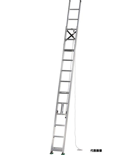 【代引き不可】☆ALINCO/アルインコ MD-95D 二連はしご 全長9.47m  縮長5.68m   【時間指定不可】