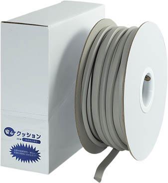 ☆【代引き不可】TRUSCO/トラスコ中山 安心クッションはさみこみ型ロール巻き 30m ライトグレー TAC930LG コード(3747743)