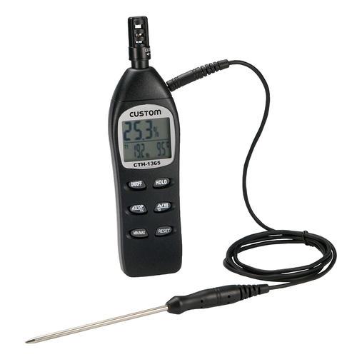 ☆カスタム CTH-1365 デジタル温湿度計  コード(3530914)
