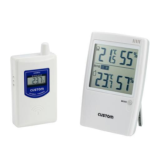 偉大な カスタム HI-01RF 無線温湿度モニター 熱中症指数インジケーター付 コード 4174518, DESERT SNOW 郡山:5a6337b0 --- gbo.stoyalta.ru