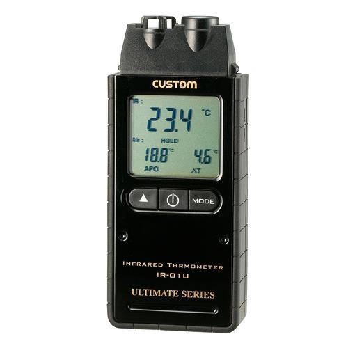 ☆カスタム IR-01U 赤外線放射温度計  コード(4492161)