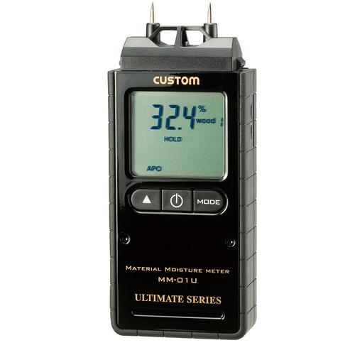 ☆カスタム MM-01U デジタル水分計  コード(4492307)