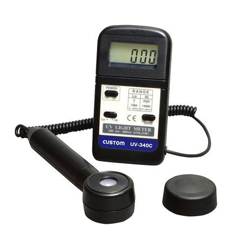 新発売の カスタム UV-340C UVメータ 紫外線強度計 コード 4069218, サンジョウシ:62f5e50f --- gbo.stoyalta.ru