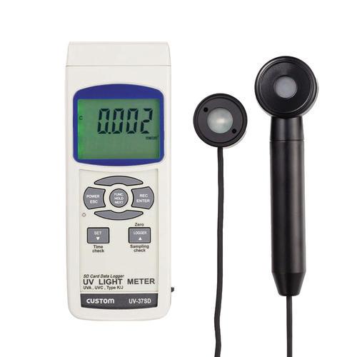 新品本物 カスタム UV-37SD 紫外線強度計 コード 3923681, オウメシ:ffe7feb2 --- gbo.stoyalta.ru