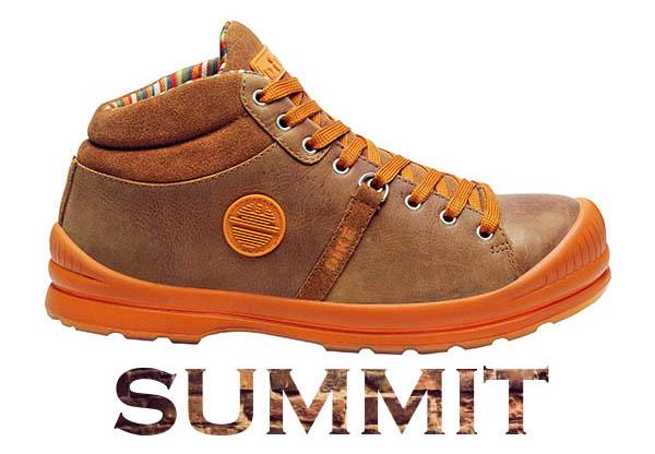 ☆ディーケ/DIKE 27021-191 男性用作業靴 サミット/SUMMIT カプチーノブラウン イタリア製 安全靴