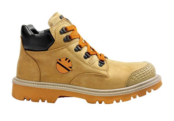☆ディーケ/DIKE 21021-709 男性用作業靴 ディガー/DIGGER パドヴァベージュ イタリア製 安全靴