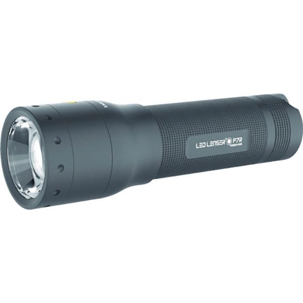 ☆LED LENSER レッドレンザー 充電式LEDライト P7R 9408-R コード(8192657)