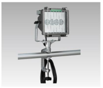 ☆ハタヤ LED投光器 30W ワークランプ LET-305K