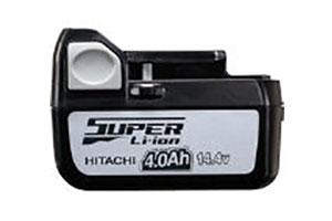 ☆【送料無料】日立工機 14.4V リチウムイオンバッテリ 4.0Ah BSL1440 (0033-4427) 電池