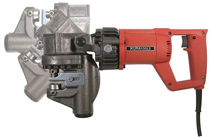☆育良精機 全機種圧力規制弁付 ミニパンチャー IS-BP18S